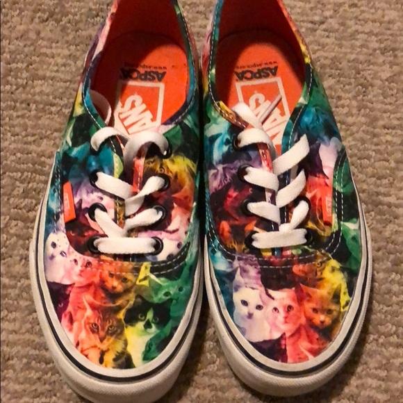 167d974a25 Cat Cat Rainbow Vans Shoes Poshmark Cat Rainbow Shoes Rainbow Vans Shoes  Poshmark Vans Poshmark 6FxHw77qg